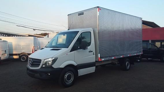 Sprinter 313 Extra Longa 0 Km C/ Ar Condicionado Baú 4,50 M