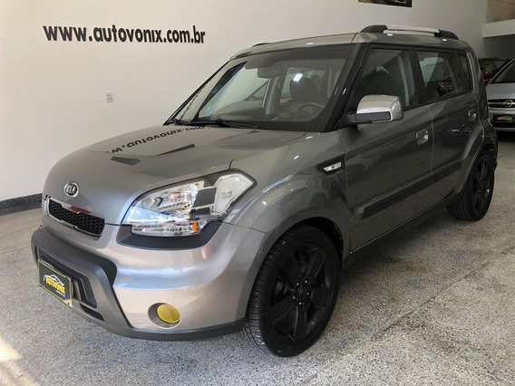 Kia Soul Ex 1.6 16v U.104 Gasolina Manual