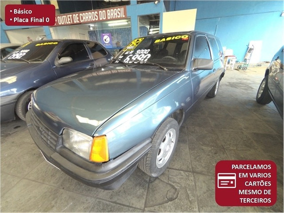 Chevrolet Ipanema 1.8 Efi Sl 8v Gasolina 2p Manual