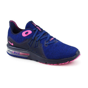 Tênis De Corrida Feminino Nike Air Max Sequent 3 Original