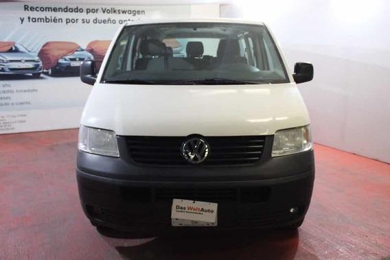 Volkswagen Eurovan 2.5 Minivan 5vel Diesel Aa Mt 2008