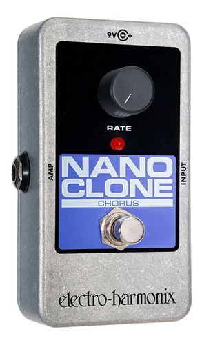 Pedal Guitarra Chorus Nano Electro Harmonix Nclone