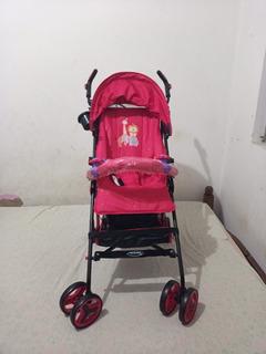 Triciclo Paseador Y Coche Para Bebe