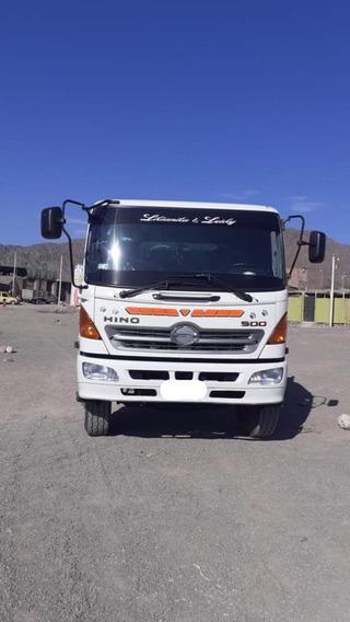 Camion Hino Blanco 2011 / Gh17 4x2 Dsl