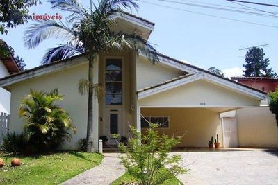 Casa Residencial À Venda, Aldeia Da Serra, Barueri - Ca0220. - Ca0220