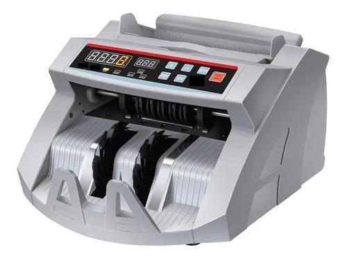 Contadora Billetes Máquina Cuenta Dinero Detector Falsos