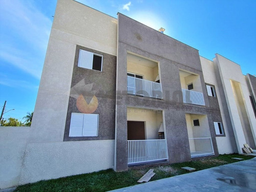 Imagem 1 de 24 de Apartamento Com 2 Dormitórios À Venda, 60 M² Por R$ 205.000,00 - Jardim Tarumãs - Caraguatatuba/sp - Ap0320