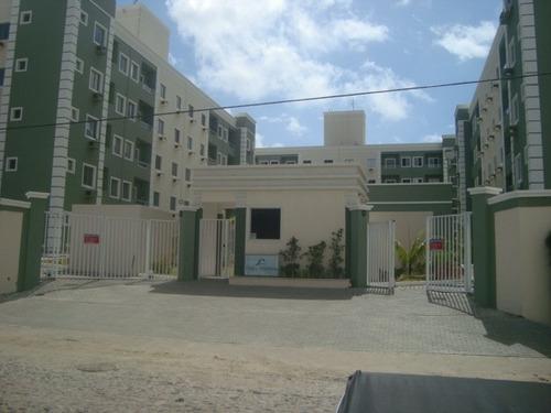 Apartamento Para Alugar Na Cidade De Fortaleza-ce - L7269