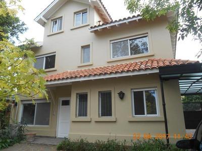 Excelente Casa Con 4 Dormitorios En Suite En - Punta Chica Village