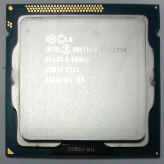Processador Intel Pentium G2030 Dual Core (socket 1155)