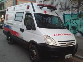 Ambulancia Iveco Daily 35s14 Ambulancia U T I Unico Dono