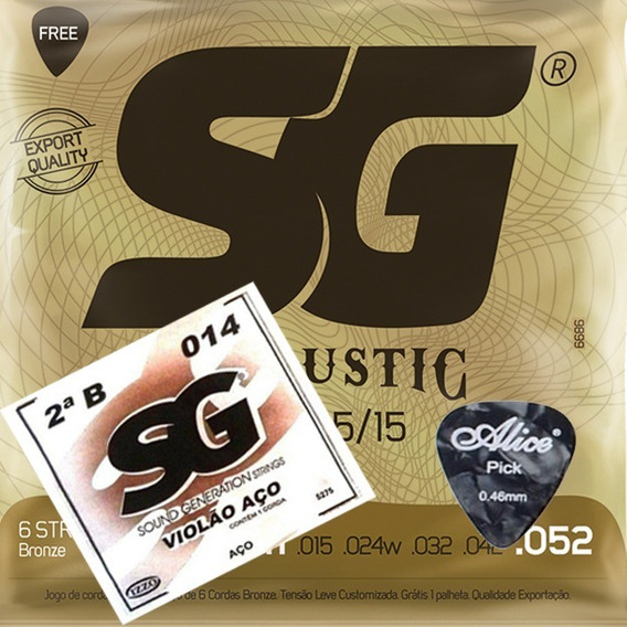Kit Encordoamento Sg 011