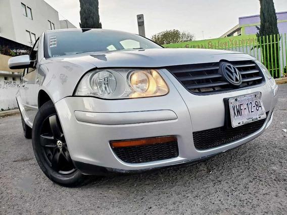 Volkswagen Jetta Clásico Trendline 2009 Mt