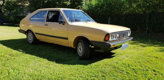 Volkswagen Passat Motor 1.6 1983 Bege 3 Portas