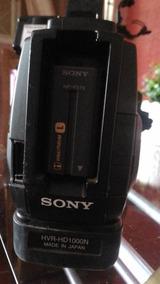 Filmadora Sony Hvr-hd1000n-dv-hdv Filma E Tira Foto