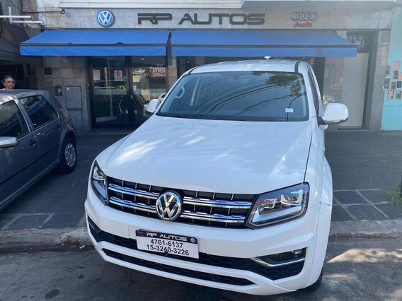 Volkswagen Amarok 2.0 Cd Tdi 180cv 4x4 Highline Pack At 2018