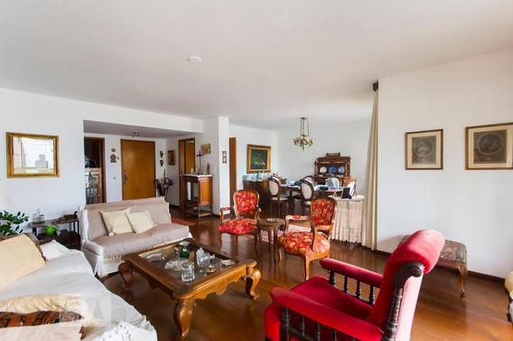 Apartamento No 10º Andar Com 4 Dormitórios E 3 Garagens - Id: 892985613 - 285613