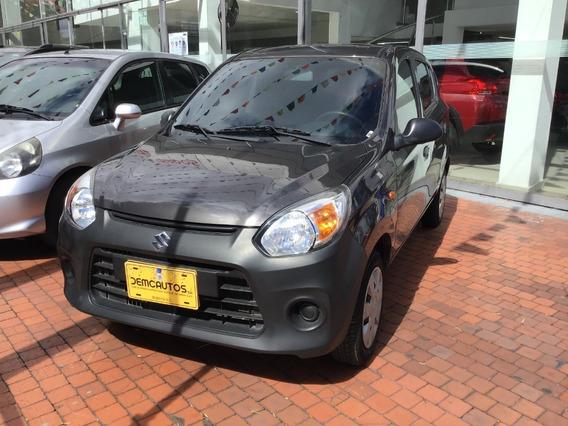 Suzuki Alto 2019 Gris