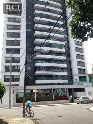 Excelente Apartamento De 4 Suítes - Ap0478