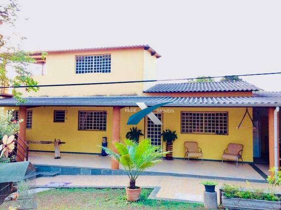 Casa À Venda 3 Quartos Satélite - Juatuba. - Ca0595