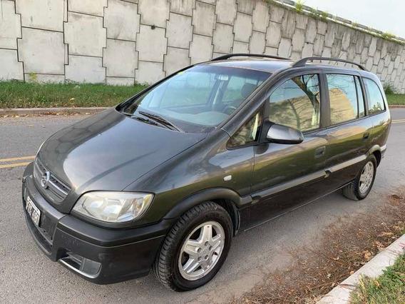 Chevrolet Zafira 2.0 Gls 7 Asientos Y Dvd Portatil Gris