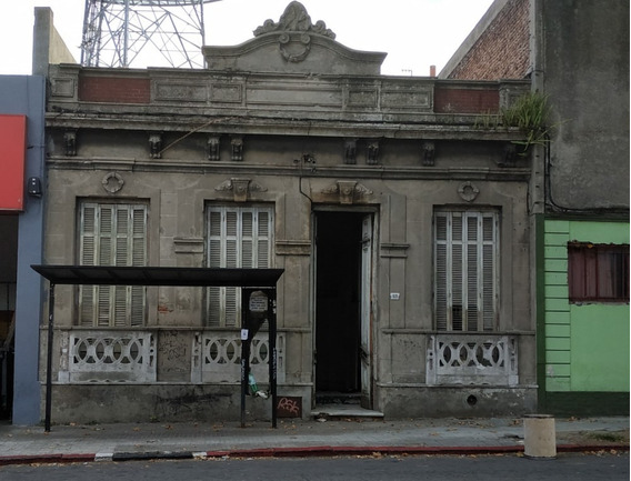 Casa A Reciclar Garibaldi Y San Martin