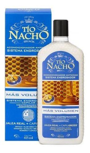 Imagen 1 de 2 de Tio Nacho Acond Engrosador 415ml
