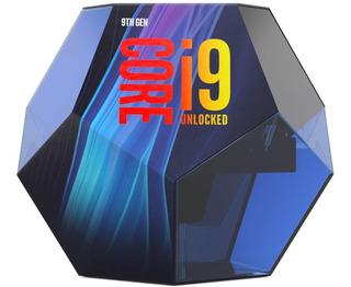 Procesador Intel Core I9-9900k De 8 Núcleos De Hasta 5.0...