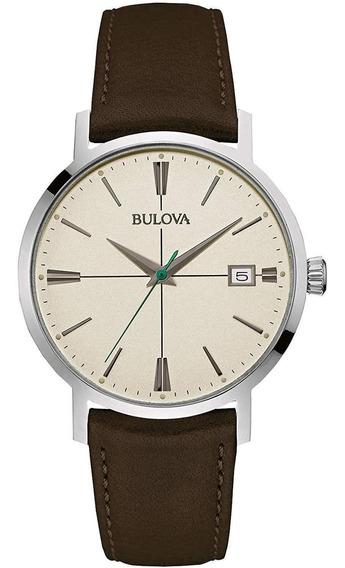 Relógio Bulova Mens Classic Slim 96b242