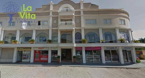 Sala Comercial Para Alugar Locação, Vorstadt, Blumenau. Em Frente Ao City Figueiras. - Sa0005