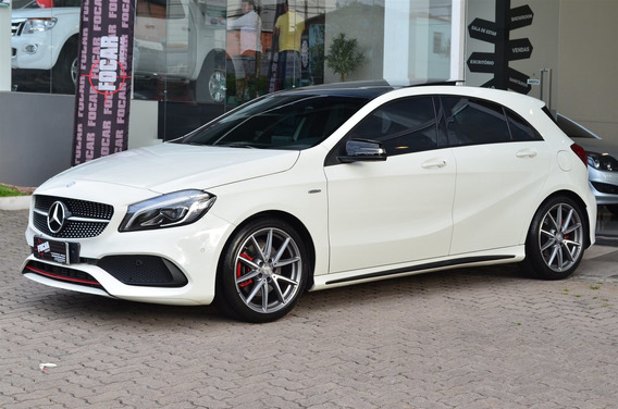 Mercedes-benz A 250 2.0 Sport Turbo Gasolina 4p