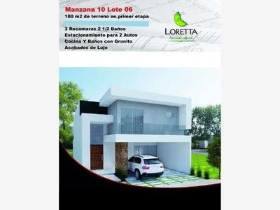 Casa Sola En Venta Loretta