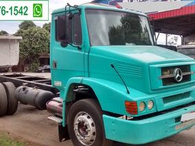 Mb 1620 Truck Ano 1997 Todo Original, Bom De Mecânica = 2428