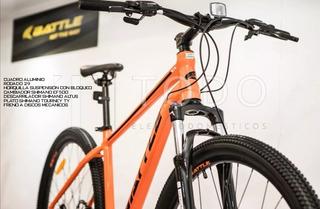 Bicicleta Battle Rodado 29 24 Velocidades