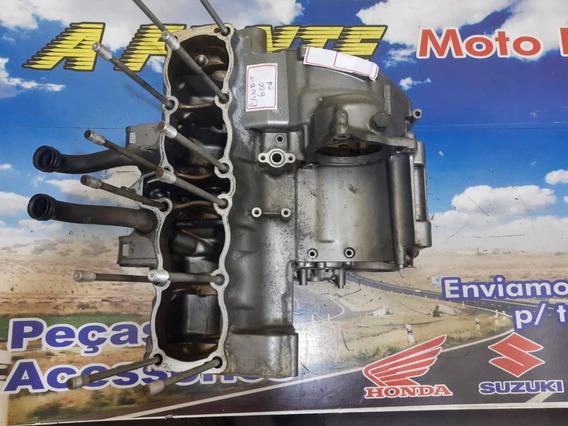 Carcaça Bloco Do Motor Com Número E Nfe Suzuki Bandit 600 04