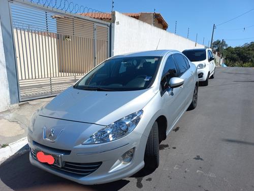 Imagem 1 de 9 de Peugeot 408 2013 2.0 Allure Flex 4p