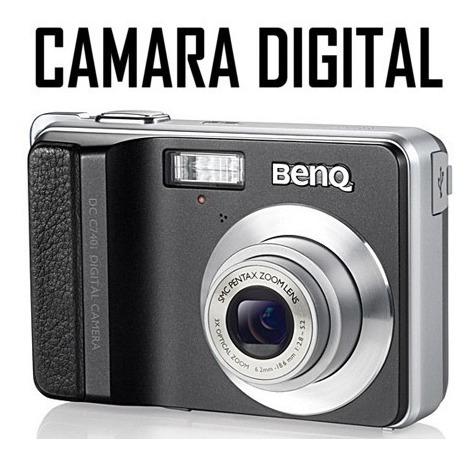 Camara De Fotos Benq Dc-c740i - 7mp A Reparar O Repuestos