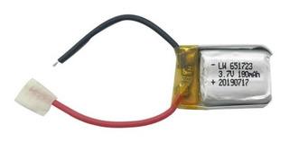Bateria Litio Polimero 3.7v 180mah 651723