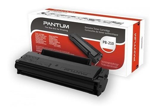 Toner Original Pantum Pb.210r Para P2500 P2502 Febo
