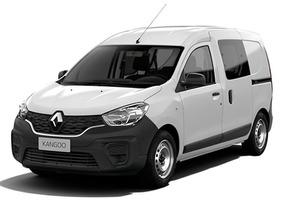 Renault Kangoo Ii Express Furgon Profesional 2018 Contado