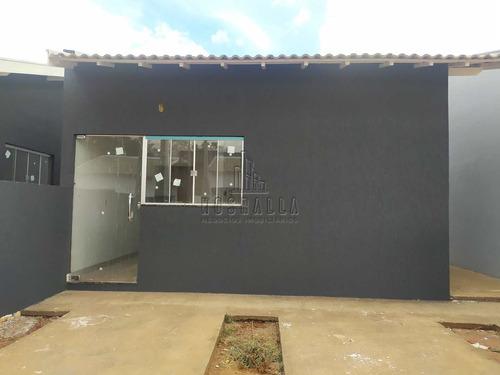 Imagem 1 de 15 de Casa Com 2 Dorms, Jardim Pedroso, Jaboticabal - R$ 145 Mil, Cod: 1723316 - V1723316