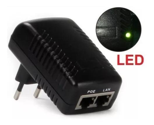 Fonte Poe 24v 2a 50 Watts Bullet Router Board Wireless