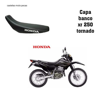 Capa Banco Moto Honda Xr 250 Tornado Modelo Original
