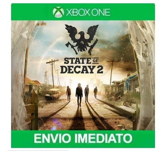 State Of Decay 2 - Xbox One - Original