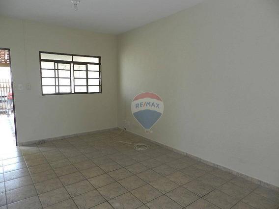 Casa Com 2 Dormitórios Para Alugar, 90 M² Por R$ 1.300,00/mês - Jardim Nossa Senhora De Fátima - Nova Odessa/sp - Ca0185