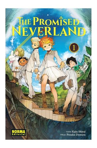 Imagen 1 de 6 de The Promised Neverland #1
