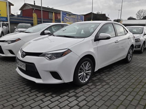 Toyota Corolla Corolla Gl 1.8 Aut 2016