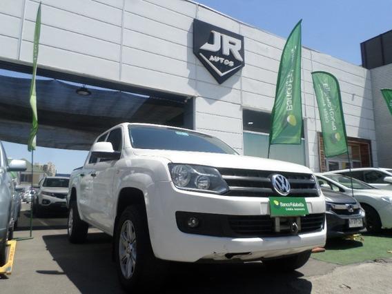 Volkswagen Amarok 2016 2.0 Diesel Blanco