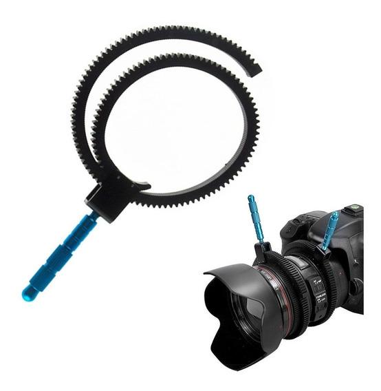 Fallow Focus - Anel De Engrenagem Ajustável P/câmeras Dslr