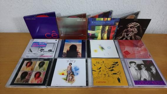 Coleção Caetano Veloso - 26 Cds